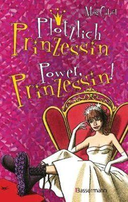 Plötzlich Prinzessin/Power, Prinzessin!