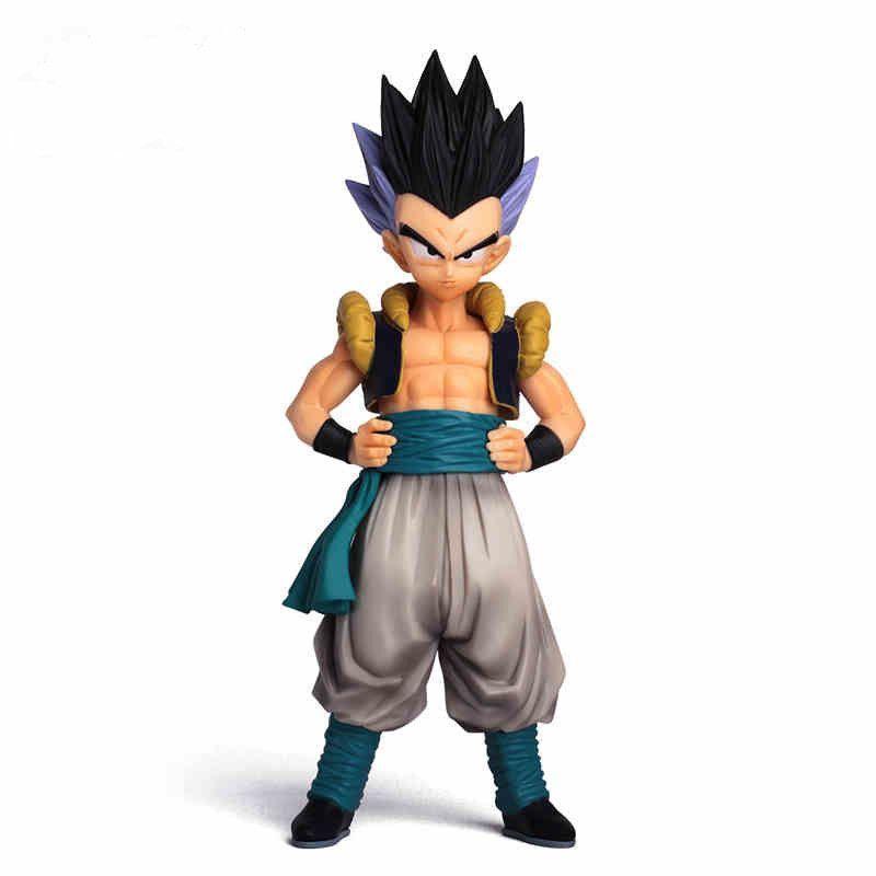 Dragon Ball Z Gotenks grandista résolution de soldats Statue