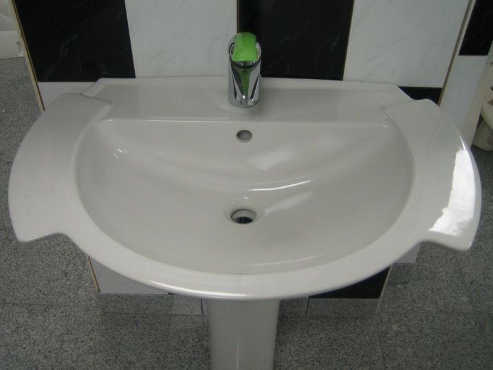 Ideal Standard Castelli Waschbecken Waschtisch 65x51 75x53 Cm