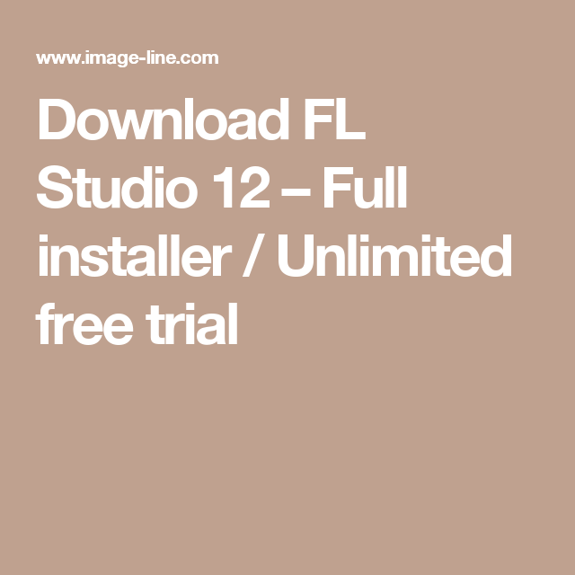 fl studio 12 free download full version crack 64 bit
