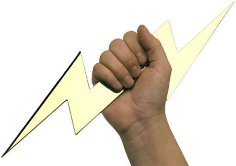 Zeus Lightning Bolt Letter Opener Open Mail Like A God Zeus Lightning Bolt Lightning Bolt Zeus