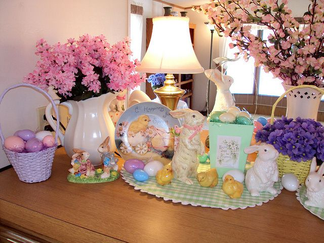 8 Easter House Decorations Easter House Decorations Easy Easter