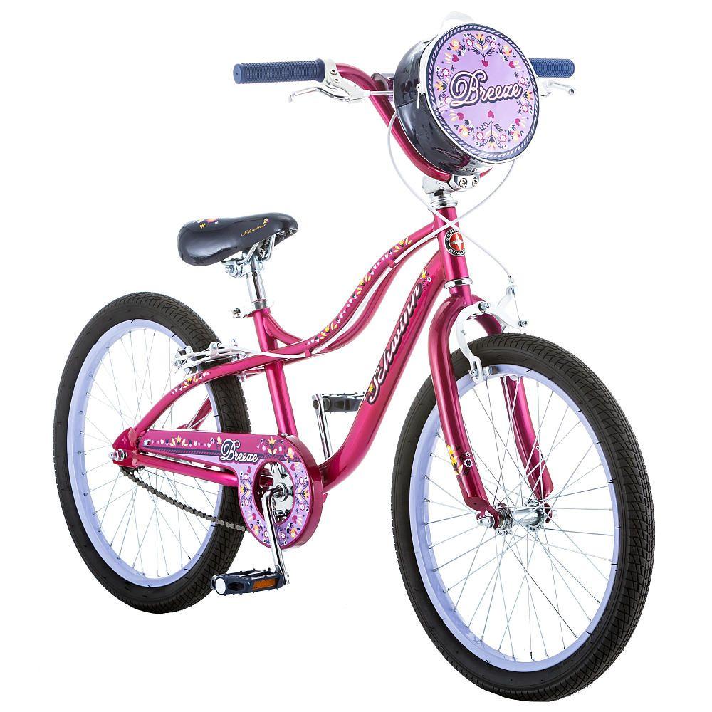 Video Review For Girls 20 Inch Schwinn Breeze Smartstart Bike