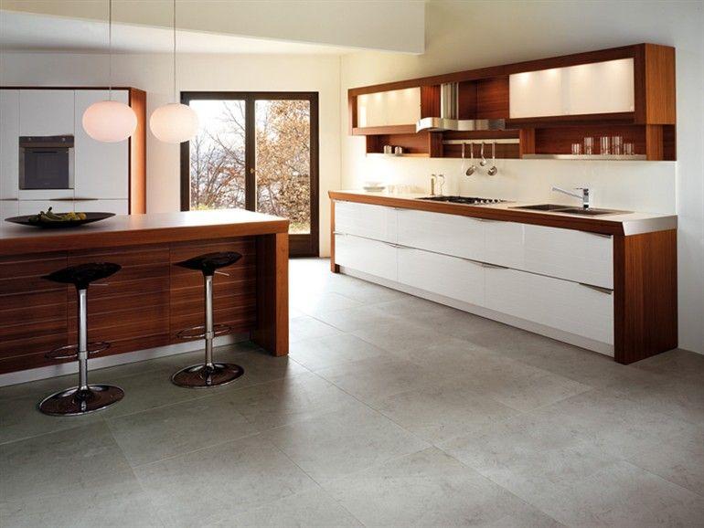 Cucina componibile TIME by Snaidero | design Lucci Orlandini ...