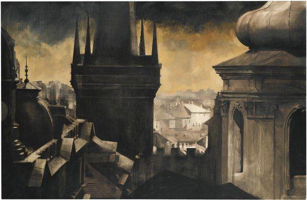 """Luca Pignatelli """"Praga"""""""