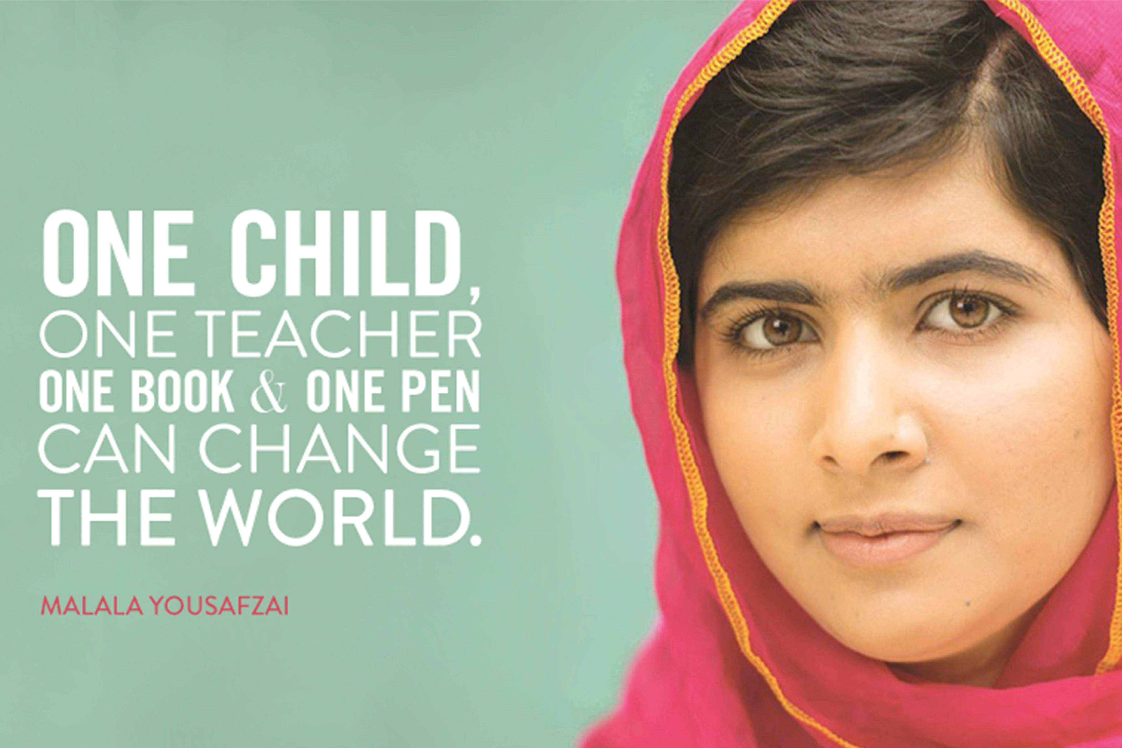 "I Am Malala Quotes Awesome What I Learned From Reading ""i Am Malala""  Pinterest  Malala"