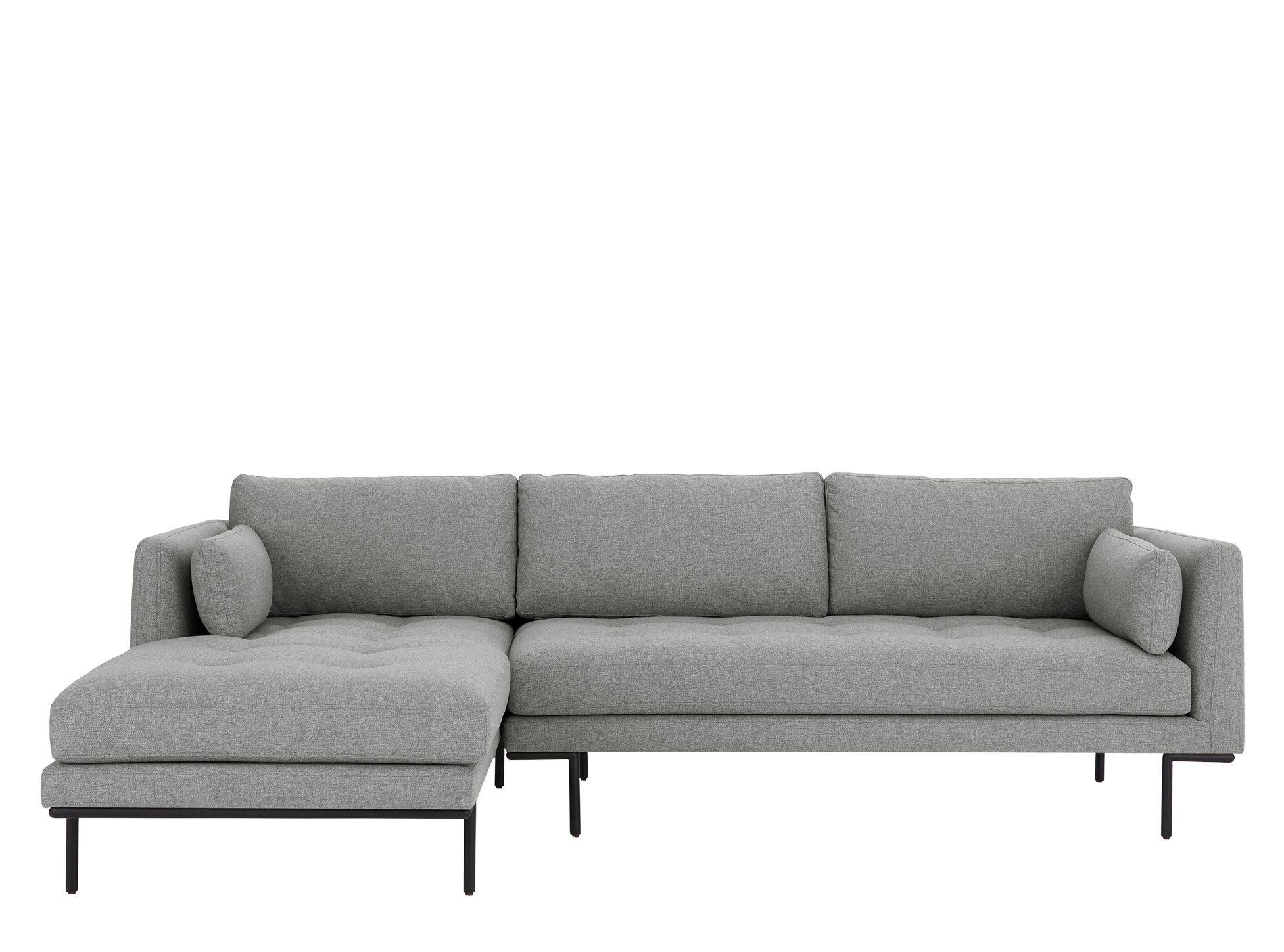 Harlow Left Hand Facing Chaise End Corner Sofa Mountain Grey Corner Sofa Sofa Sofa Design