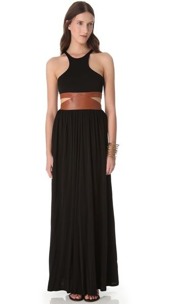 563c8e2088 ONE by Bless ed are the Meek Wine   Dine Maxi Dress