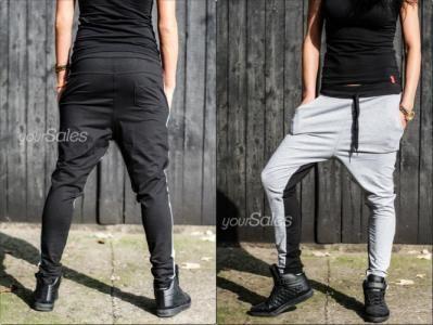 Spodnie Dresowe Baggy Dresy Hit Sezonu Nowosc S M Parachute Pants Pants Fashion
