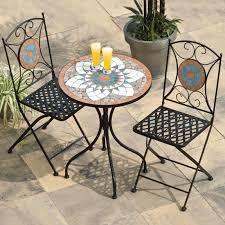 Bilderesultat For Mosaic Garden Table Top Mesas De Patio Muebles De Exterior Mesas De Cafe