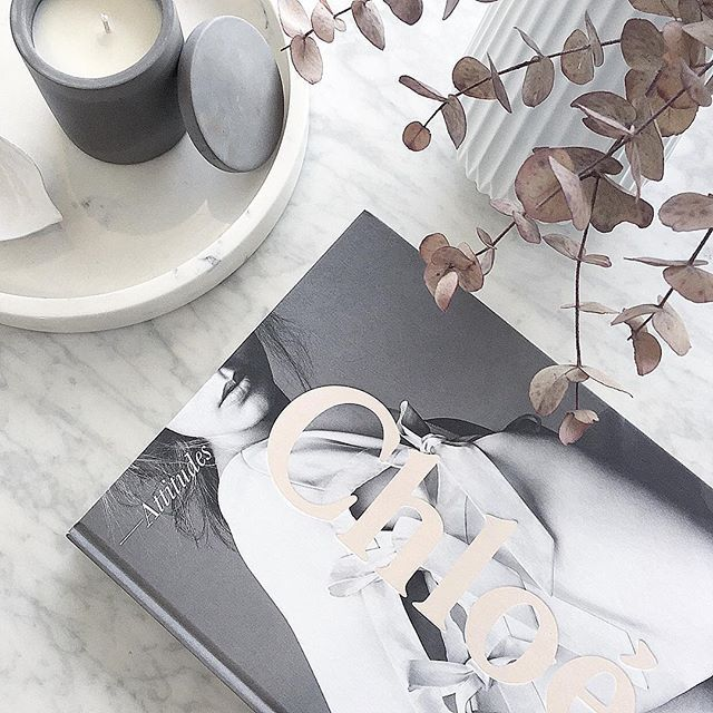 Chloe Coffee Table Book Flat Lay Product Styling And Photography