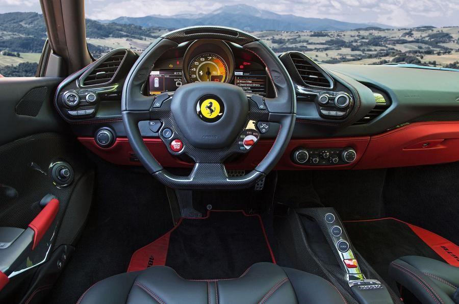 2015 Ferrari 488 Gtb Ferrari 488 Super Cars 488 Gtb