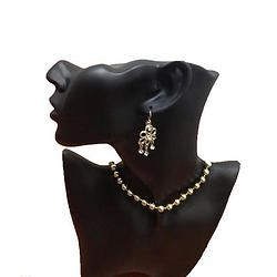 In order to succeed... one must be willing to face their fears... or jewellery works too.