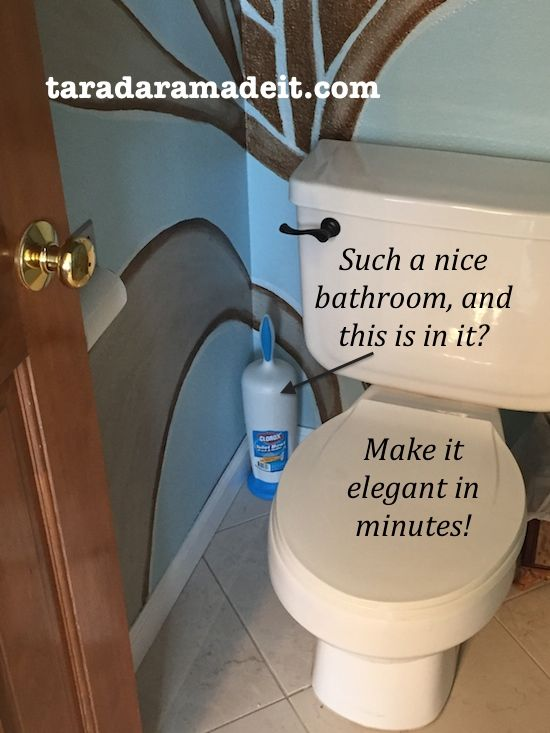 spray painting bathroom shelves super easy appetizers forward spray. Black Bedroom Furniture Sets. Home Design Ideas