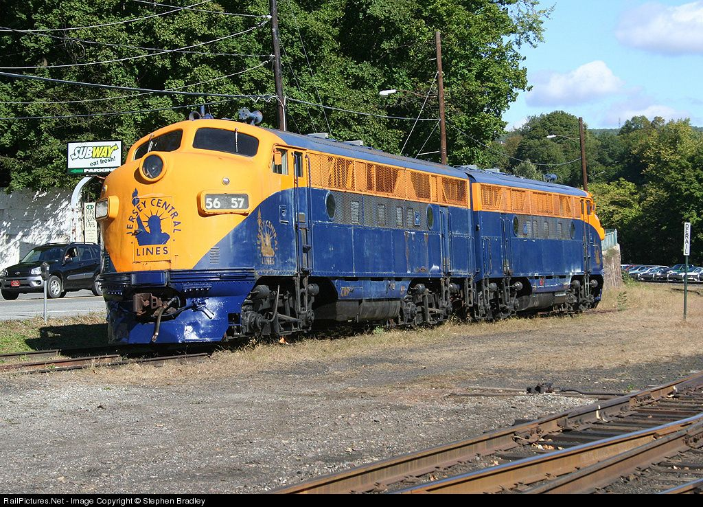 jersey central rr