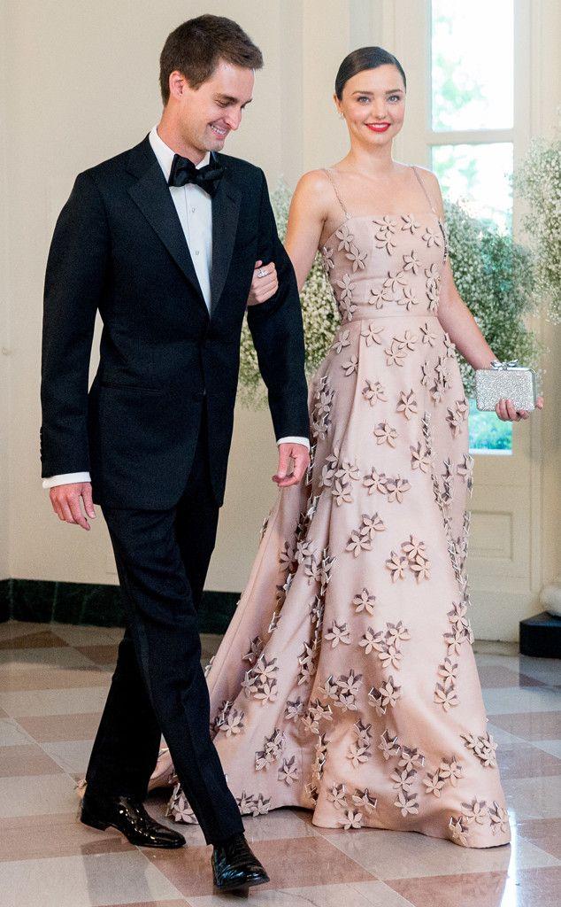 Miranda Kerr Evan Spiegel From The Big Picture Todays Hot Photos