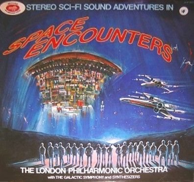 The London Philharmonic Orchestra with the Galactic Symphony and