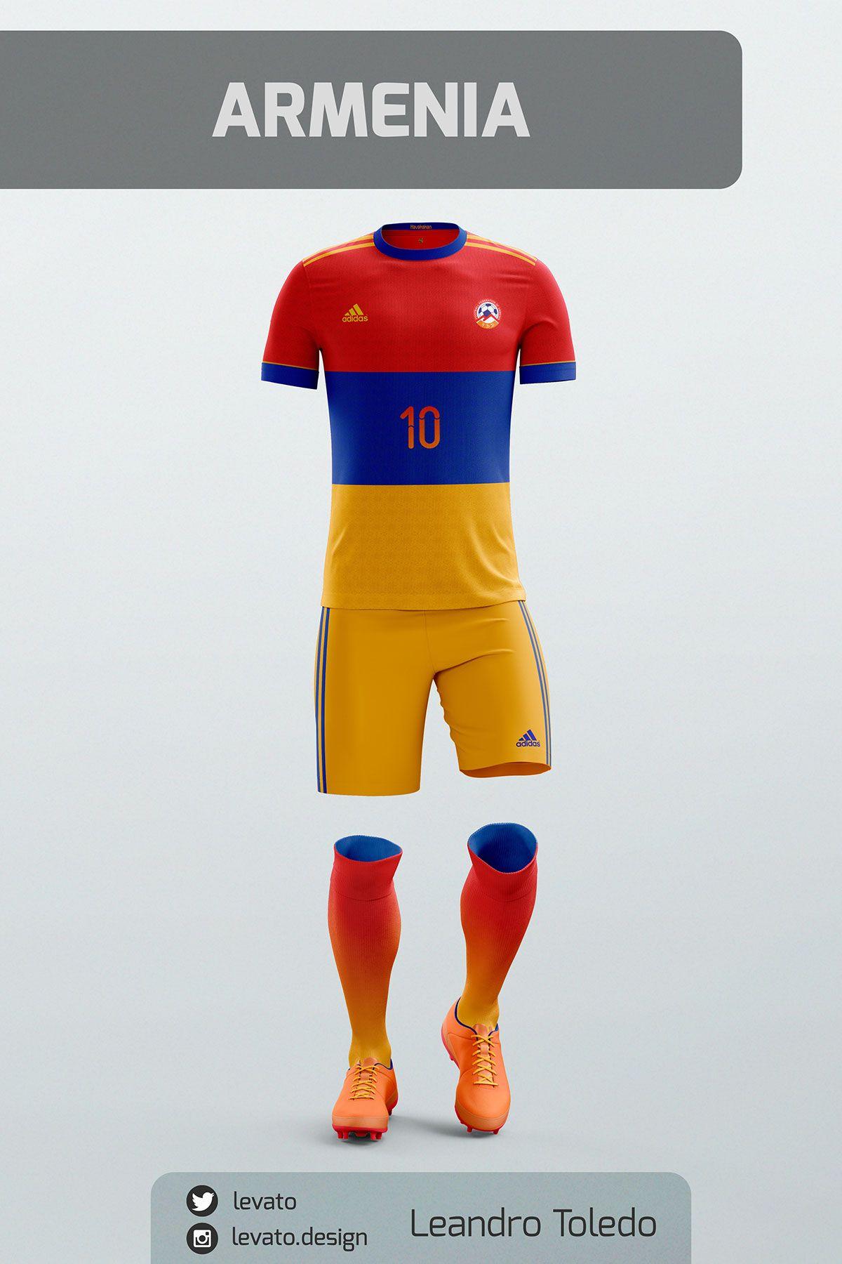 European Soccer Jerseys On Behance Futebol Handebol Voleibol