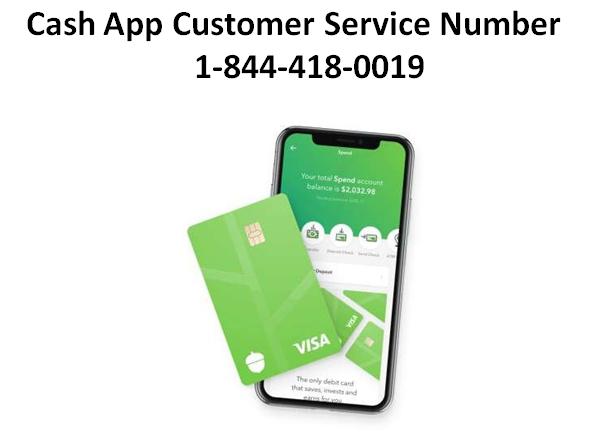 Cash App Customer 1⁑844⁑4I8⁑O0l9 Service Phone Number