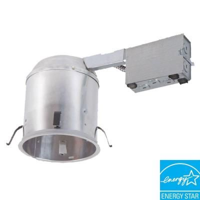 Halo 6 In Recessed Led Remodel Insulation Contact Air Tite Housing H750ricat Led Recessed Lighting Recessed Lighting Remodel