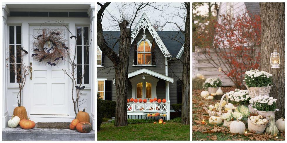 30 spooktacular outdoor halloween decorations outdoor halloween 35 best outdoor halloween decoration ideas easy halloween yard and porch decor solutioingenieria Gallery