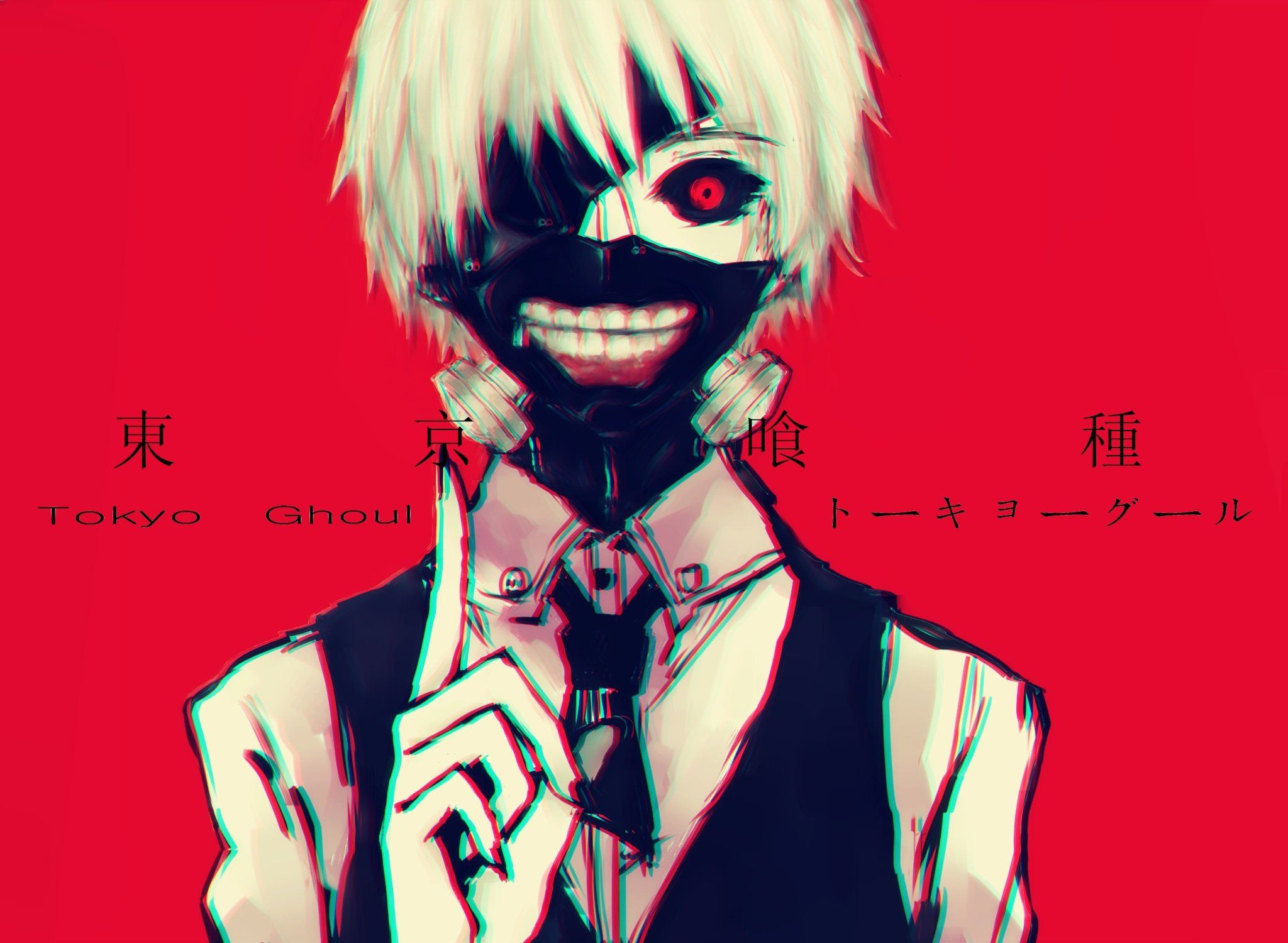 Tokyo Ghoul Best Wallpaper Hd For Desktop And Android Animasi