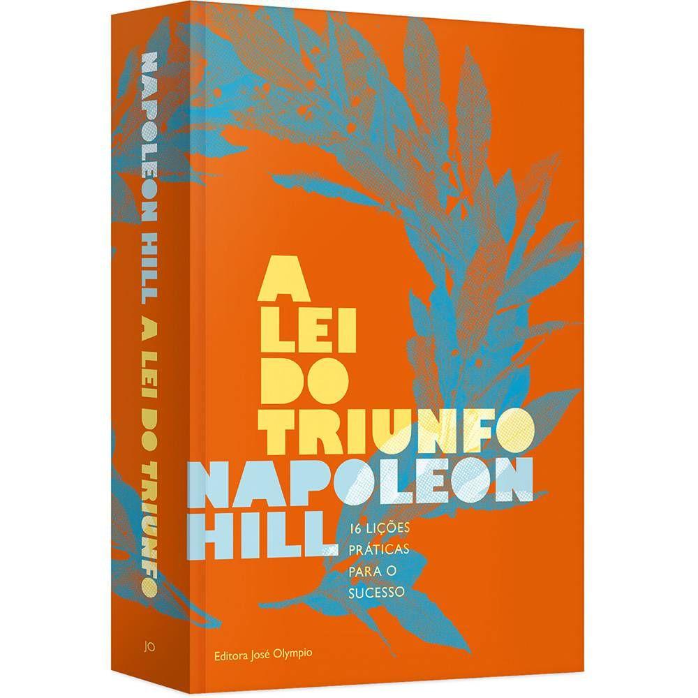 Livro A Lei Do Triunfo A Lei Do Triunfo Napoleon Hill E