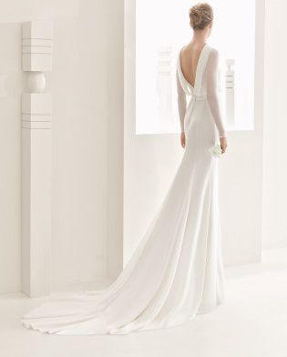 Vestidos De Novia Nueva Coleccion 2020 Column Wedding Dress Rosa Clara Wedding Dresses Wedding Dresses