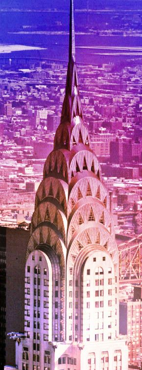 Amazing Architecture..Wow! Chrysler building New York