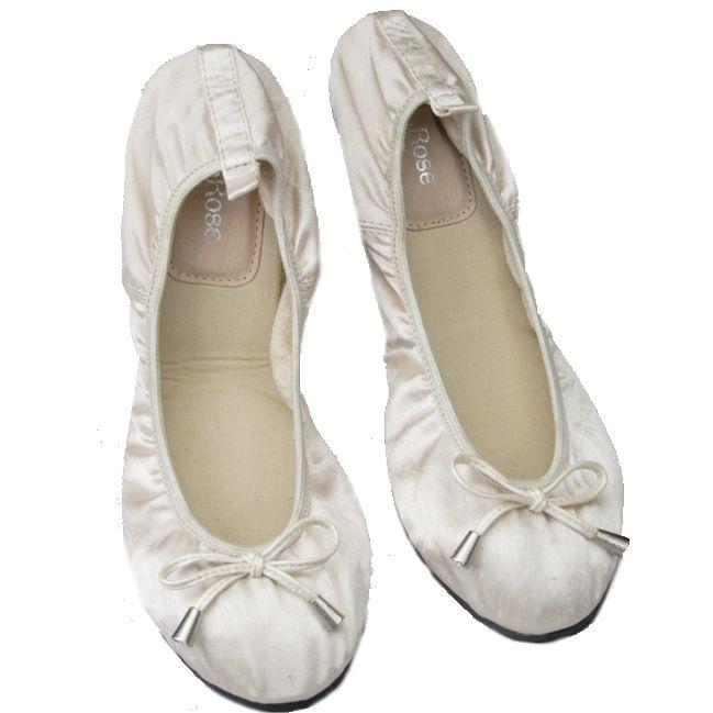 Bridal Shoes | The most comfortable bridal shoes: ballet ...