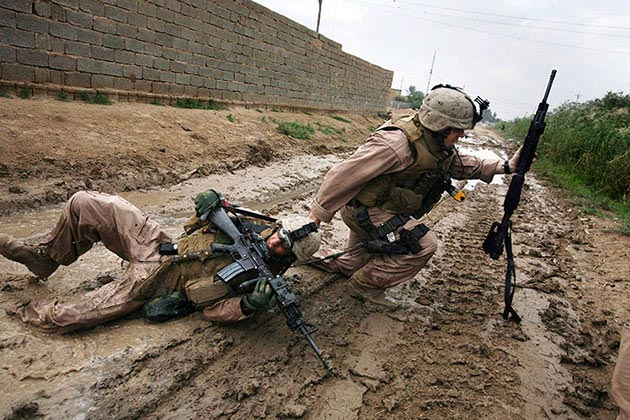 War Pictures From Iraq