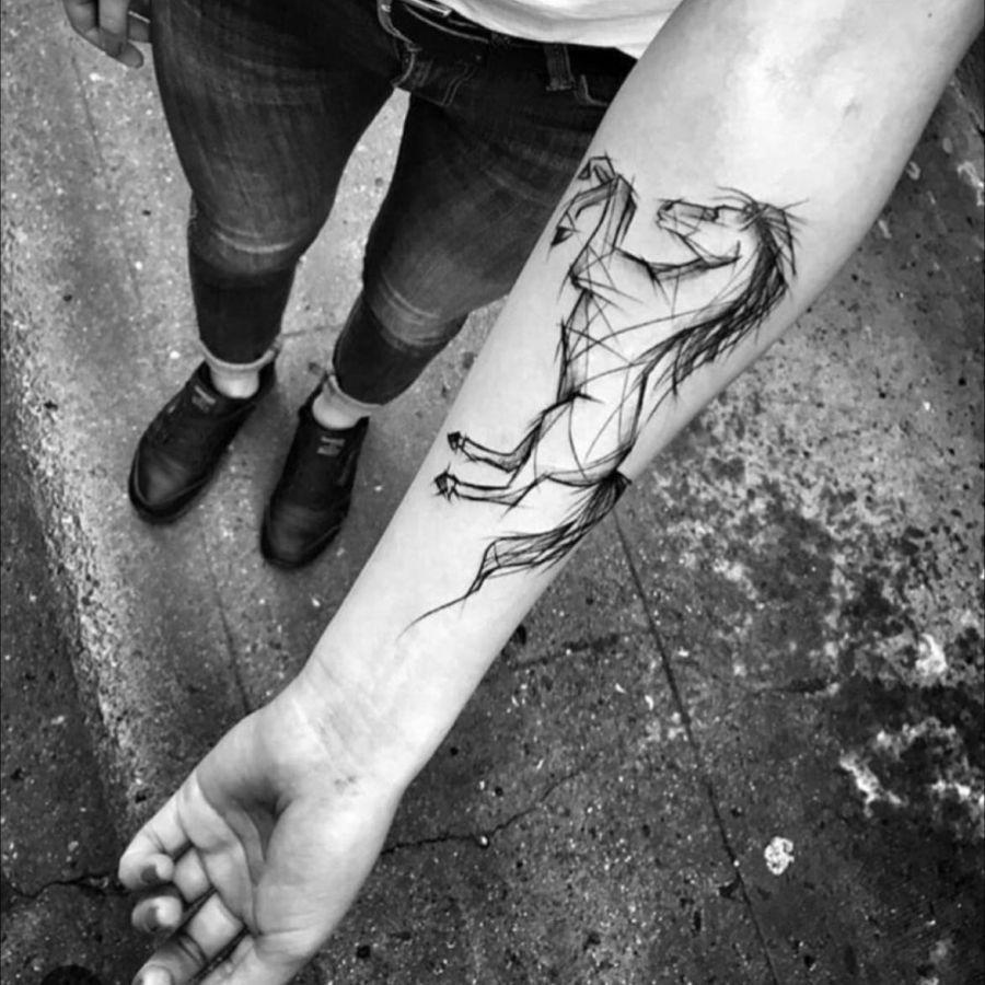 Photo of Feiert den Tag des Pferdes mit einem Tattoo
