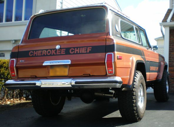 1983 jeep cherokee chief sport full size jeep jeep. Black Bedroom Furniture Sets. Home Design Ideas