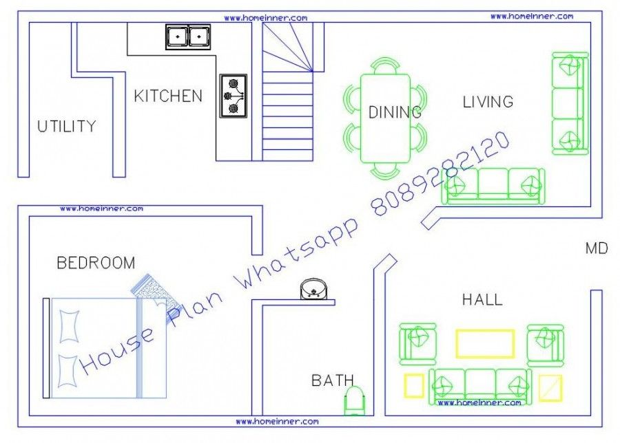 Beautiful Indian House Plan Indian House Plans Budget House Plans Free Floor Plans