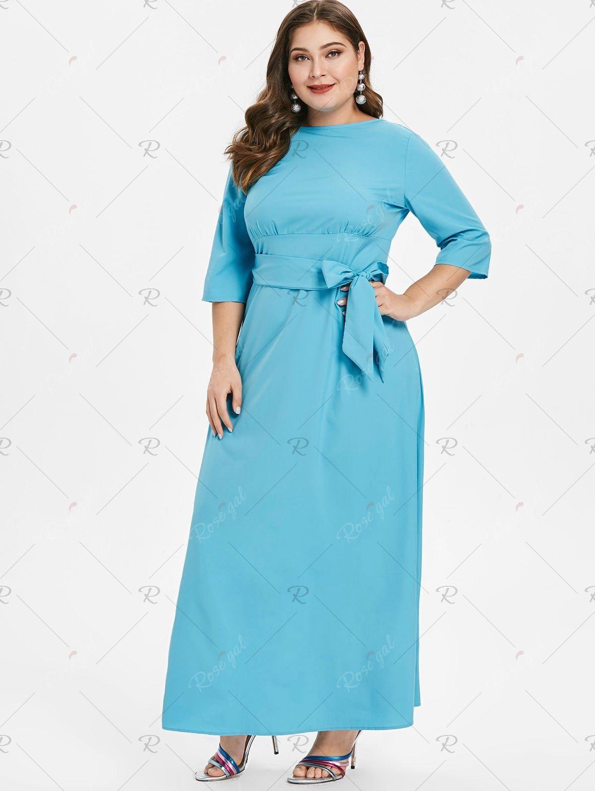 Belted V Neck Plus Size Maxi Dress Plus Size Maxi Dresses Plus Size Maxi Maxi Dress [ 1596 x 1200 Pixel ]