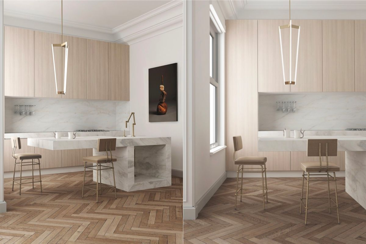 Image Result For Marvellous Marble Kitchens That Spell Luxury Interior Design Ideas