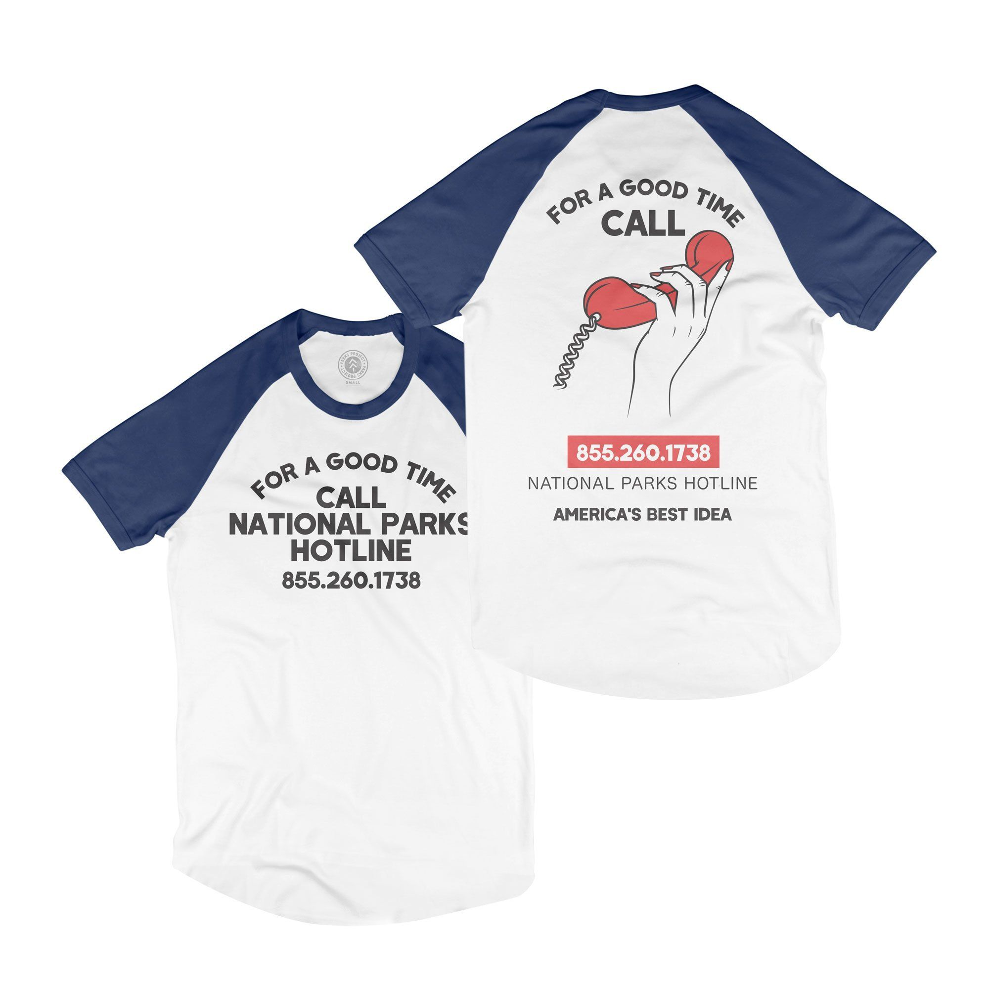 441b712ed National Parks Hotline Tee | Parks Project | National Park Vintage Shirts  question and answer idea, equal size on front and back