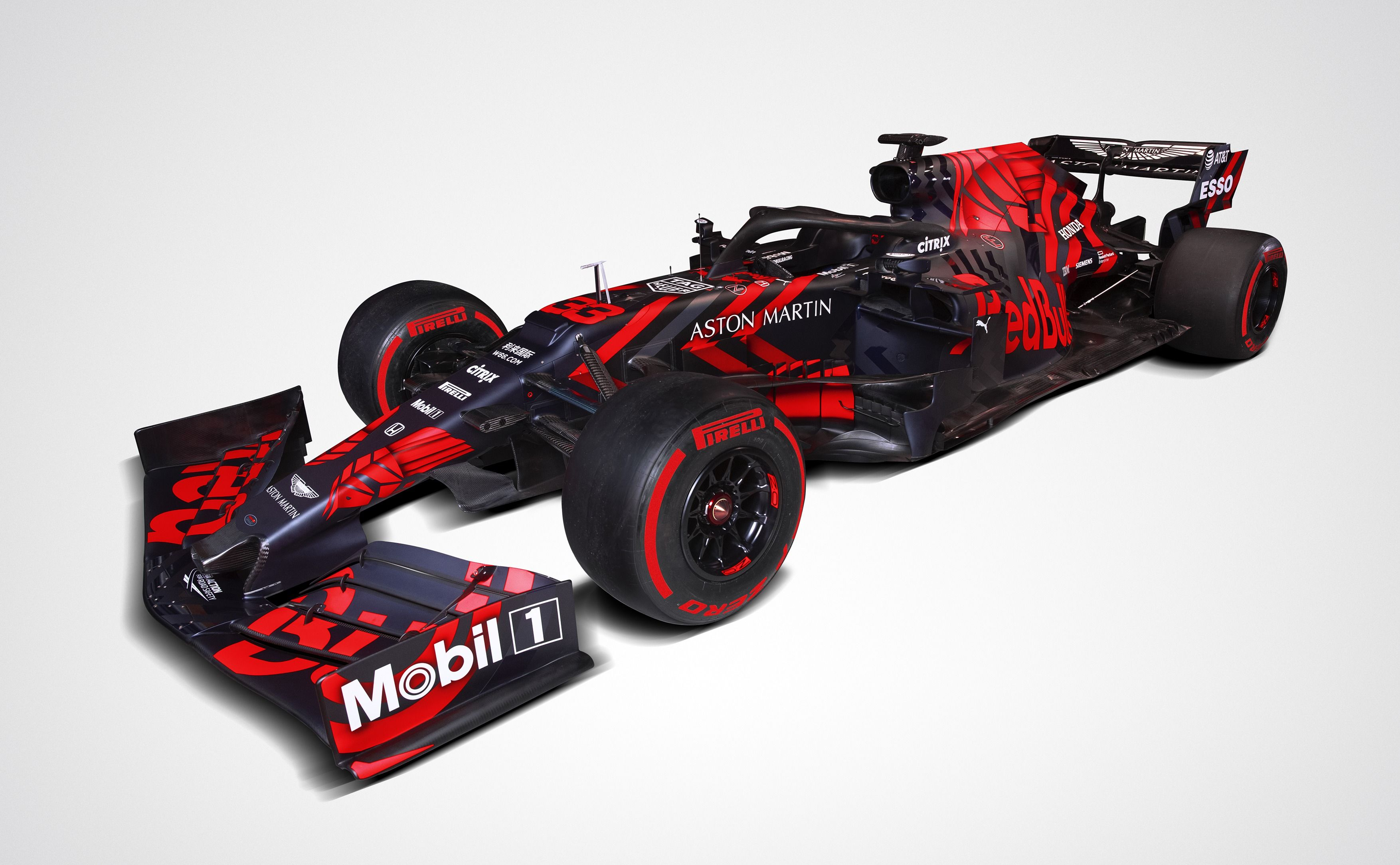 2019 Red Bull Rb15 F1 Car Launch Pictures With Images Red Bull