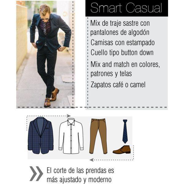 9868c832ed codigo de vestimenta smart casual