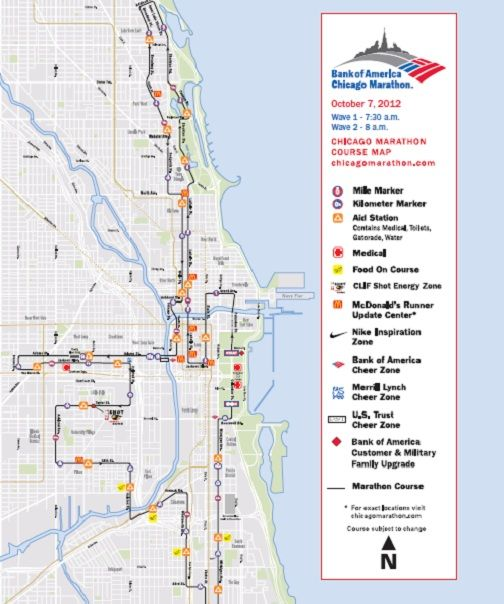 Chicago Marathon 2012: What to Watch for at Sunday's Marquee Event on