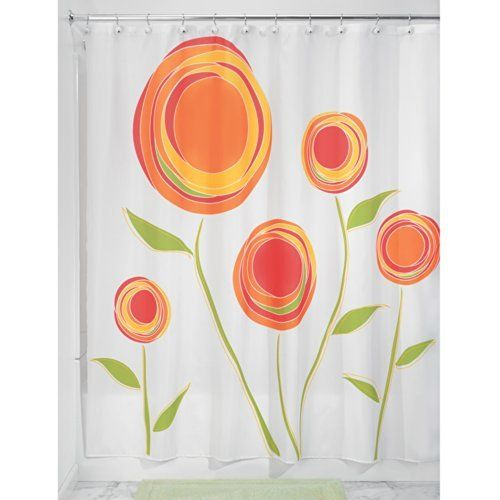 InterDesign Marigold Shower Curtain, Red and Orange, 72-Inch by 72-Inch, http://www.amazon.com/dp/B004701WOW/ref=cm_sw_r_pi_awdm_FZc3tb0FASTTT