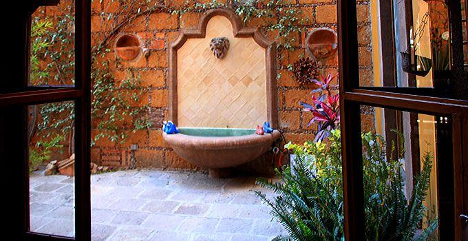 Casas estilo mexicano colonial buscar con google mi - Casas con estilo ...