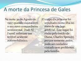 Resultado de imagem para princesa diana na frança e sua morte