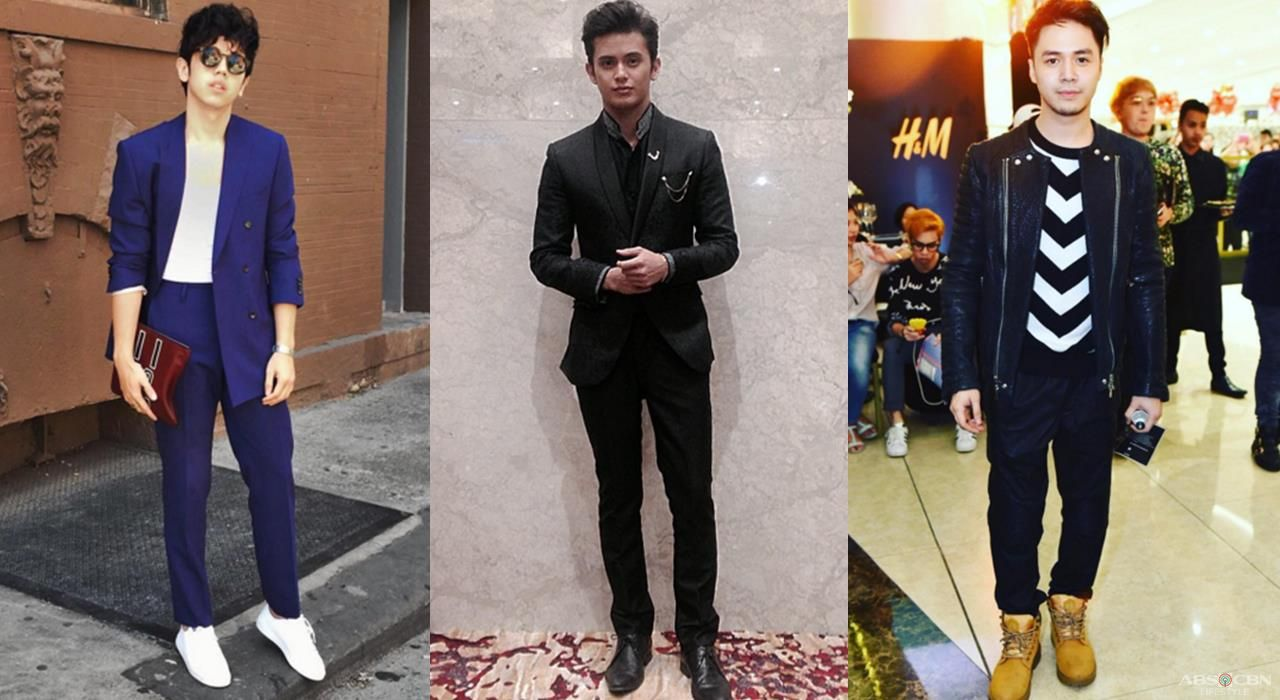 Fashion Experts Name Their Best Dressed Filipino Male Celebrities for the  Year 2015