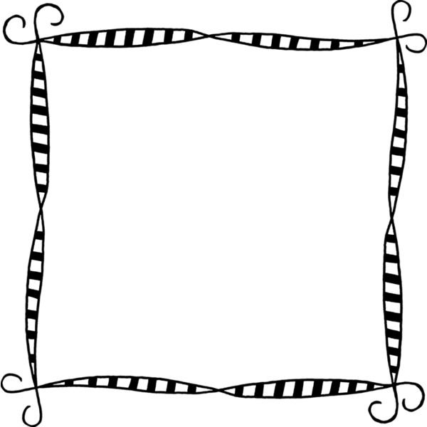 Alice In Wonderland Liked On Polyvore Featuring Frames Borders