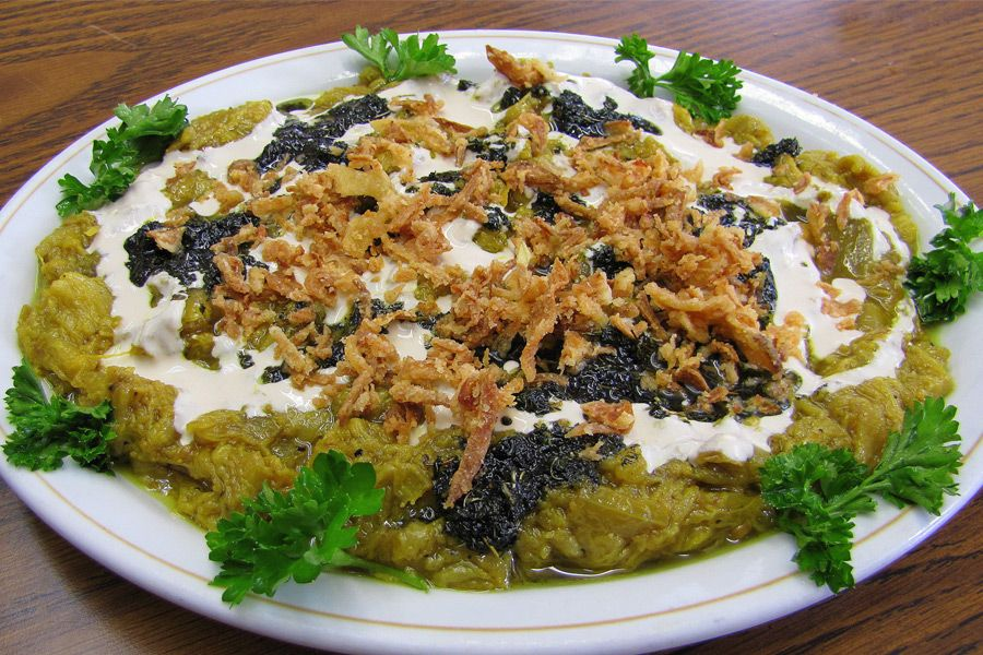 Iranian foods kashk e bademjan iranian foods pinterest the easy recipe for kashke bademjan a veggie iranian spread will help you to prepare a tasty appetizer or a light supper with simple ingredients forumfinder Images
