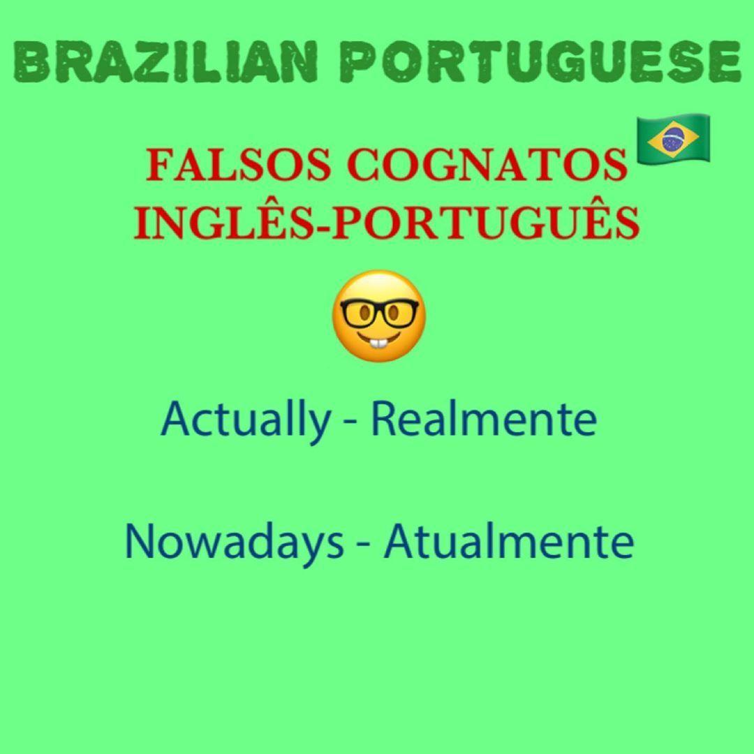 Pin On Learn Brazilian Portuguese