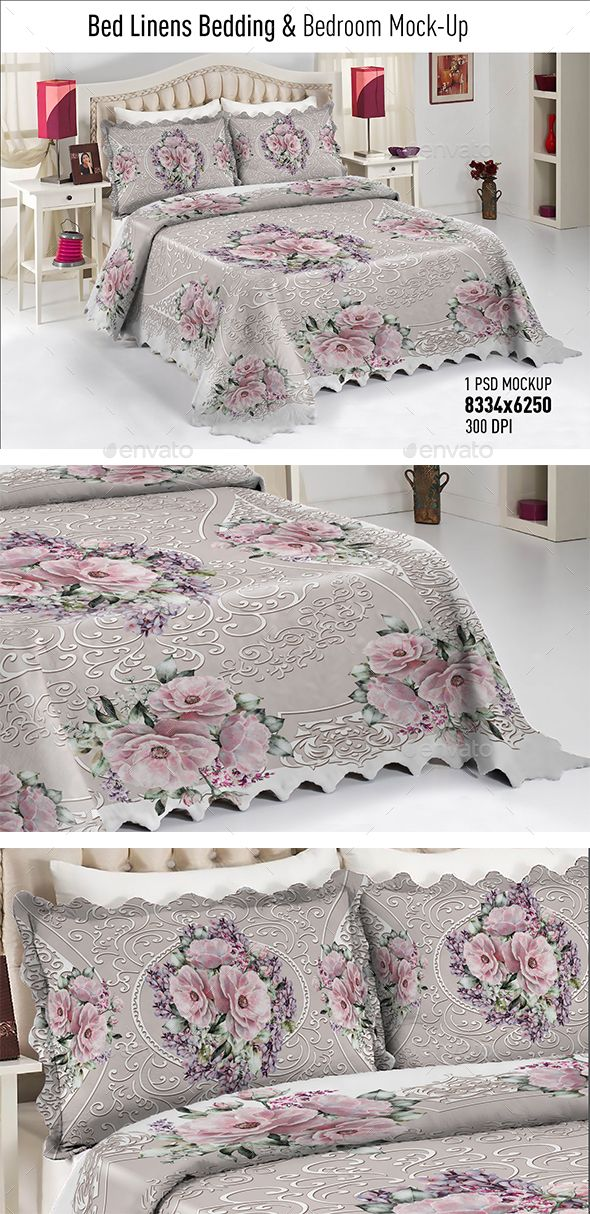 Bed Linens Bedding & Bedroom Mock-Up. Professional background template. Fully editable. #background #design #DigitalArt #advert #bed #BedLinens #BedMock-up #bedclothes #bedding #BeddingAndLinen #BeddingSet #BeddingSheets #bedroom #bedset #CegaCreative #cotton #cover #double #duvet #duvets #linen #mockup #pattern #pillow #PillowCases #psd #quilt #realistic #sheet #sheets #SmartObjects #templete