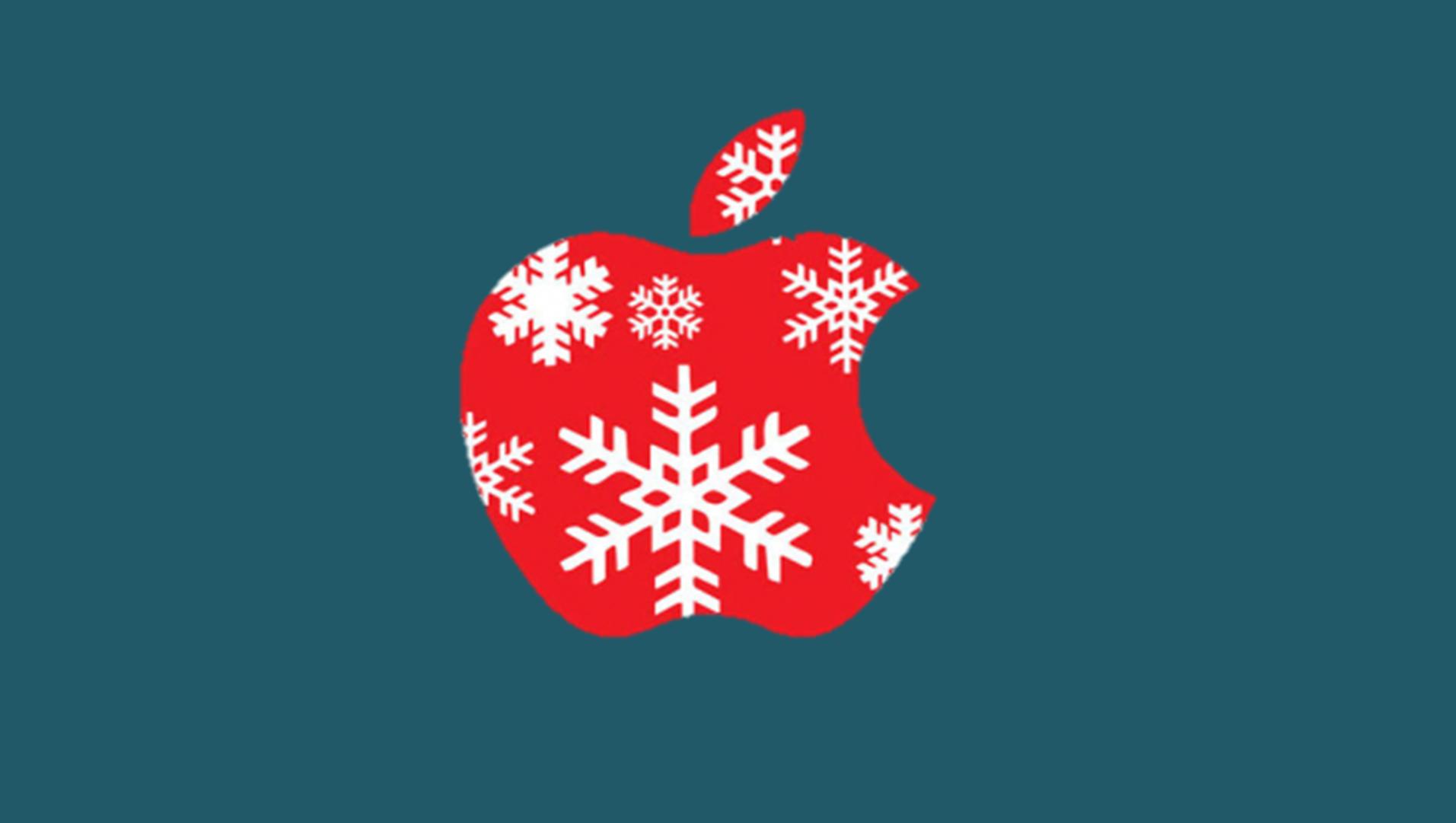 Najljepše božićne reklame Apple christmas, Apple