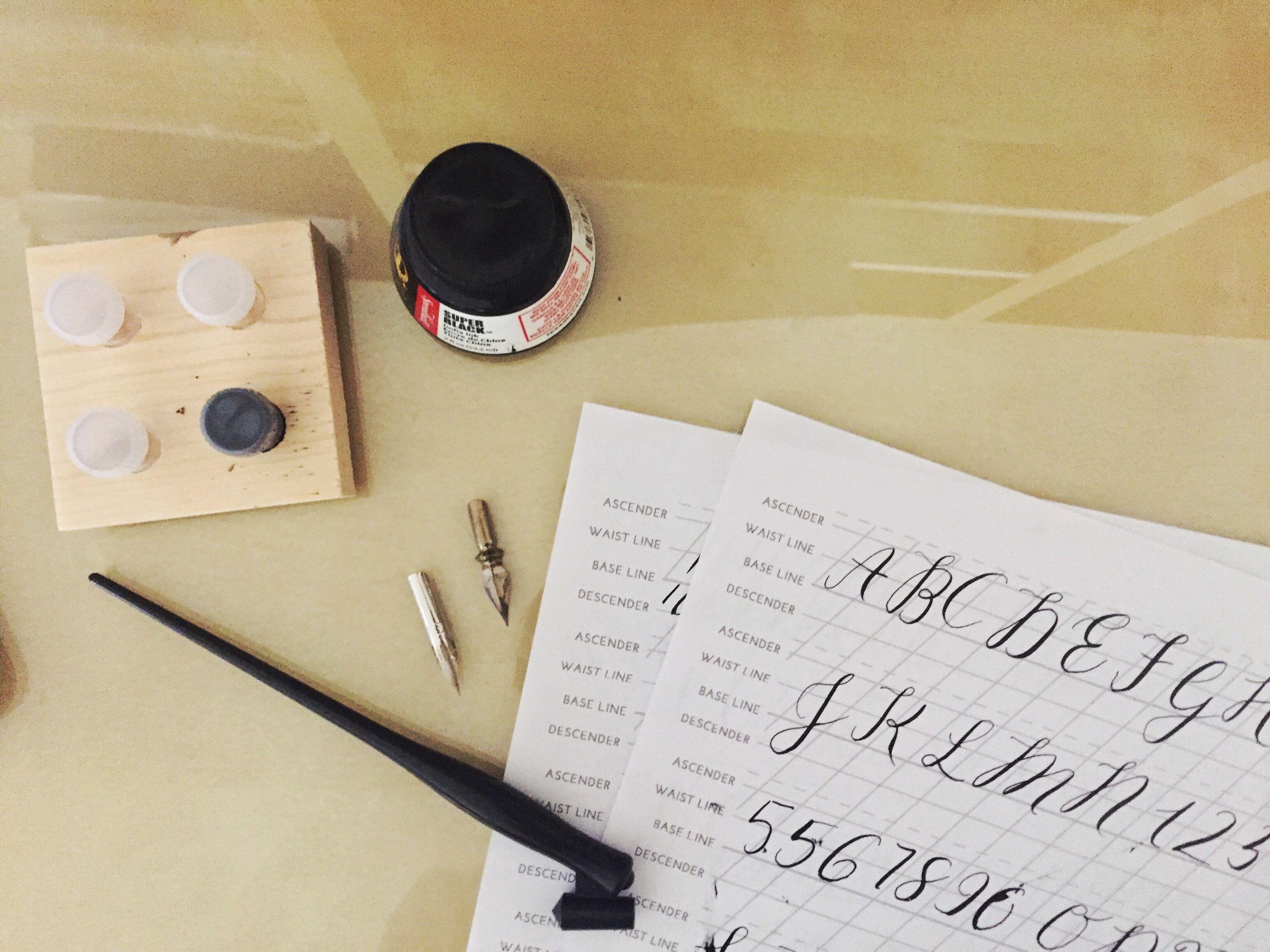 Calligraphy 101 round up top 5 free online tutorials learn calligraphy 101 round up top 5 free online tutorials learn calligraphy fast with baditri Gallery